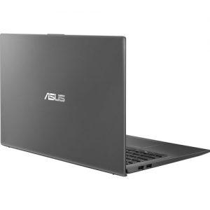 Notebook Asus X512FA-BR566T 8ª Intel Core I5 4GB 1TB W10 15,6″ Cinza Escuro